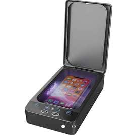 Caja desinfectante de teléfono con batería integrada