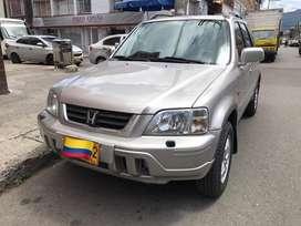 Honda crv automatica hermosa a.a