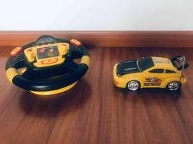 Carro de carreras control remoto