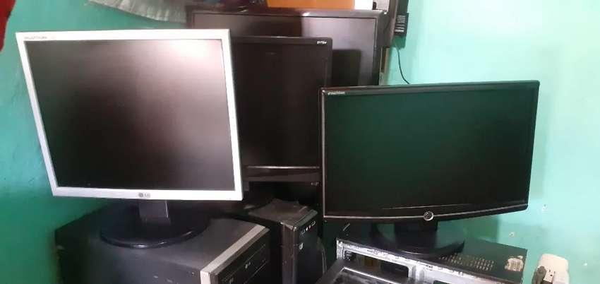 Monitores 17  19  y  20  pulgadas 0