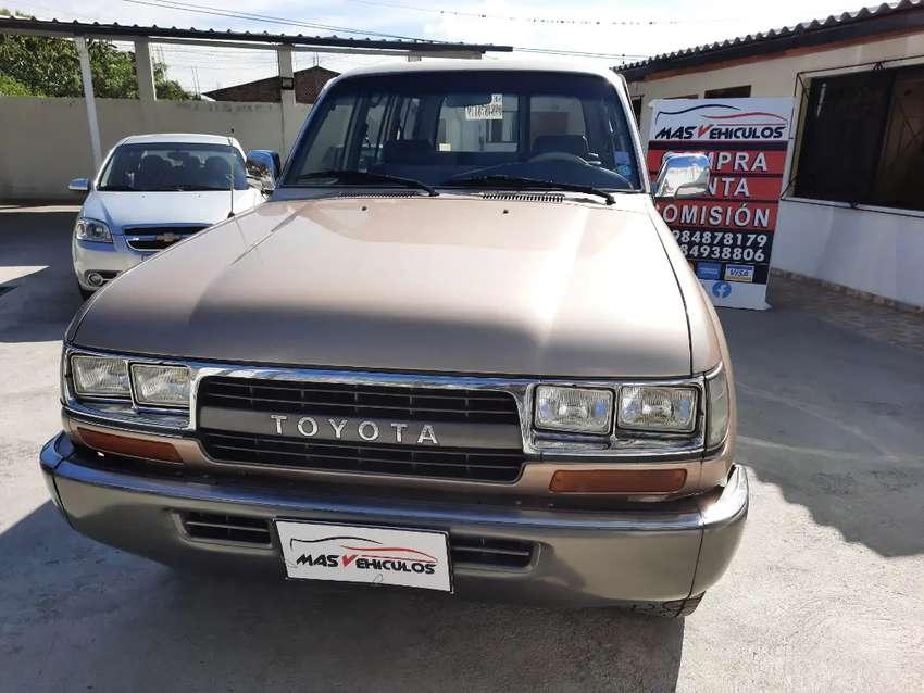 Toyota Land Cruiser 1990 0