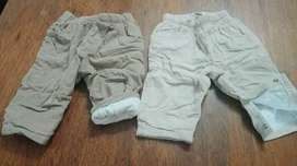 Pantalón corderoy