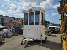 2005 PARKING BOOTH A546-1-TRL
