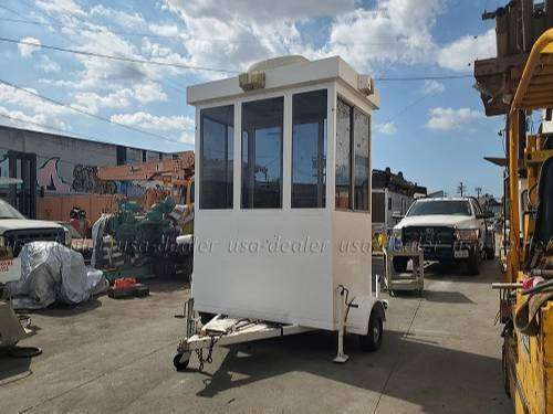 2005 PARKING BOOTH A546-1-TRL 0