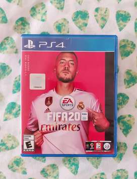 Se vende FIFA 20 para PS4