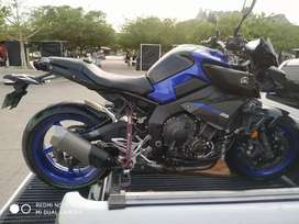 Yamaha MT10 2018