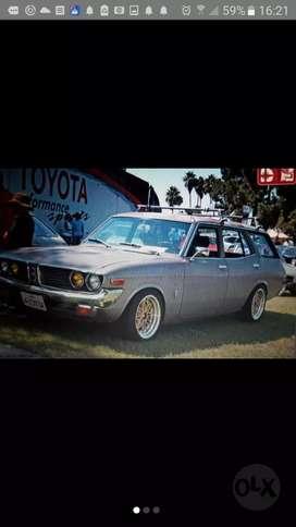 Toyota corona rural motorazo 6 cl titular