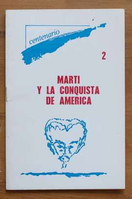 Martí y La Conquista De América 2