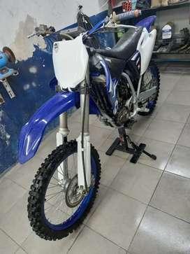 Yamaha Yz250f 2002