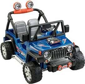 jeep fisher price