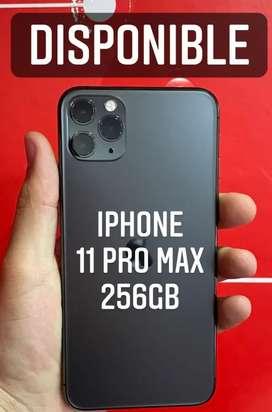 I PHONE 11 PRO MAX 256GB ESTADO 10/10