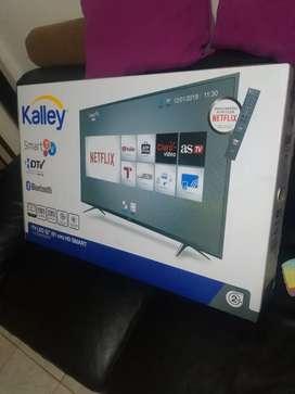 Televisor Smart tv Kalley de 32