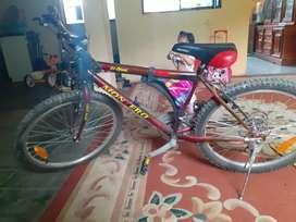 Bicicleta montero en exelente estado