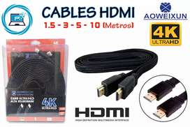 Cable 4k HDMI 10 metros para TV-XBOX PLAY4 TVBOX