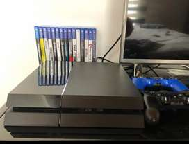 Play Station 4 fat 500gb