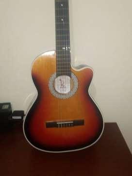 Guitarra Nueva en $200.000