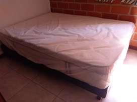 Base + colchón Pullman