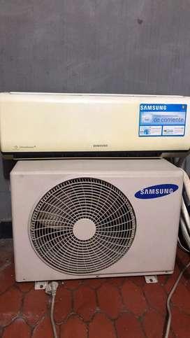 Aire acondicionado Samsung 110v