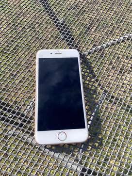 Vendo Excelente Iphone 6s 32GB CON FUNDA Y CARGADOR DE REGALO