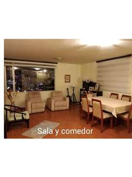 Vendo Departamento 3 Dormitorios Ponceano Alto