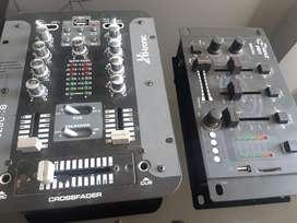 Mixer Mezclador (dos)