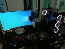 Computadora Gamer ryzen 5 2400g