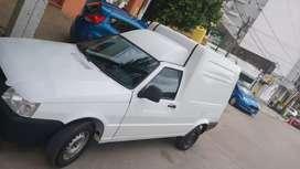 Fiat fiorino furgon aire y dirección