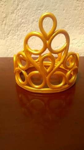 Corona de 15 años en porcelánicron