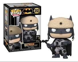 Funko Pop! Dc Batman - Batman Red Son