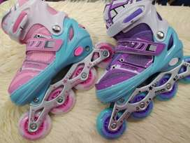 Patines convertibles