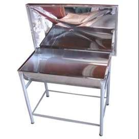 horno rotatorio, royera, batidora, tostadora grageador  conchador cutter ahumador  embutidor mojadora, licuadora, etc.