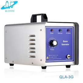 Generador de Ozono Purificador de Aire y Agua 3gr/Hora 100% Acero Inoxidable