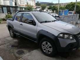 Fiat strada aventure cabina y media