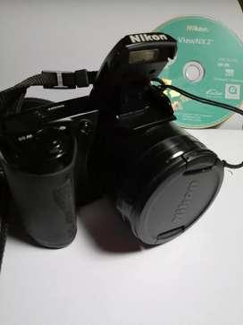 Camara Nikon COOLPIX L105