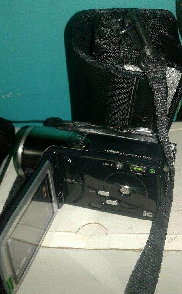 Filmadora Digital Poco Uso 0