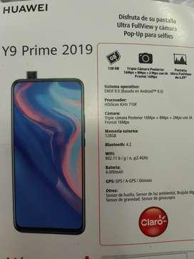 Aprovecha Y9 Prime