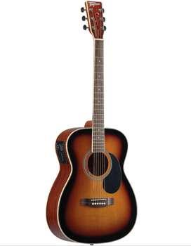 Tagima MONTANA-T SB Guitarra electroacústica Folk Cutaway Sunburst