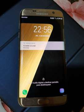 S7 Edge Gold 32gb