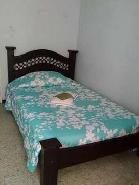 Se rentan habitaciones caballeros ejecutivos en el centro de Pereira a una cuadra de la plaza de Bolívar