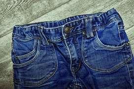 Jean usado