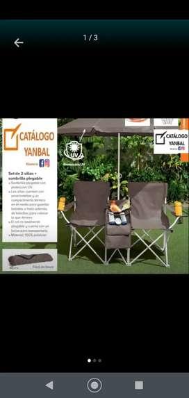 Ideal para campo jardin o playa