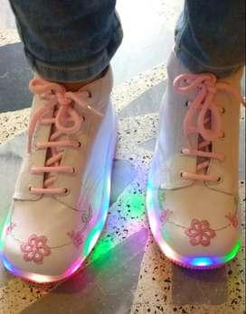 Zapatos Ortopédicos con Led - Campbell Ortopedica MCC