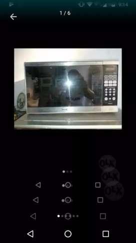 Vendo horno microondas marca Haceb