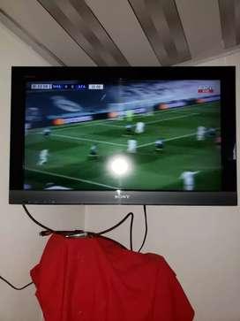 "Venta TV SONY BRAVIA de 32"" estado 10 de 10"
