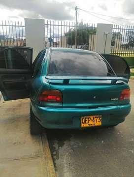 Mazda 121 full