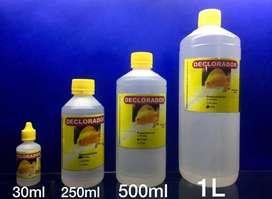 Declorador - Anticloro para acuario