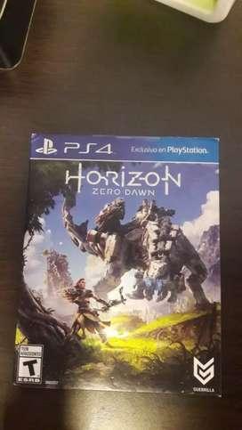 HORIZON ZERO DAWN PS4 original