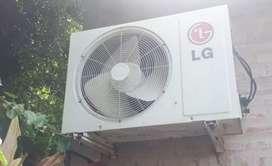 Aire acondicionado LG 4500frigorias frio/calor