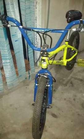 Bicicleta Venzo Freestyle Cube rod 20