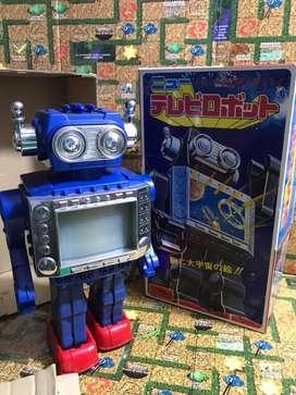 Vendo Juguete Robot Espacial Tv Japan SH Horikawa Plastico